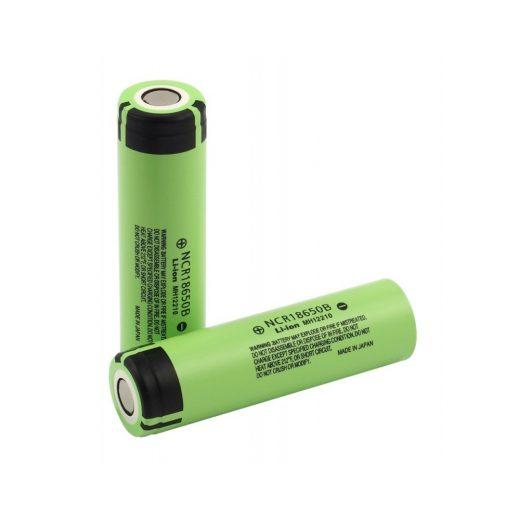 Panasonic NCR18650B 3400 mAh akkumulátor
