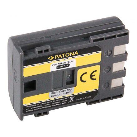 Canon NB-2L/2LH akkumulátor - Patona