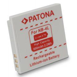 Canon NB-4L akkumulátor - Patona