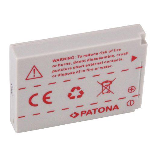 Canon NB-5L akkumulátor - Patona