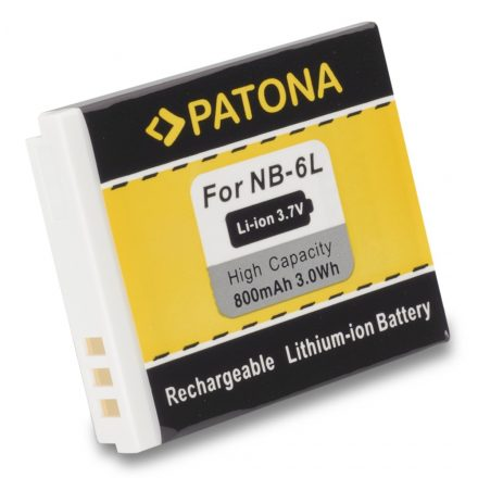 Canon NB-6L akkumulátor - Patona