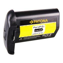Canon LP-E4 akkumulátor - Patona
