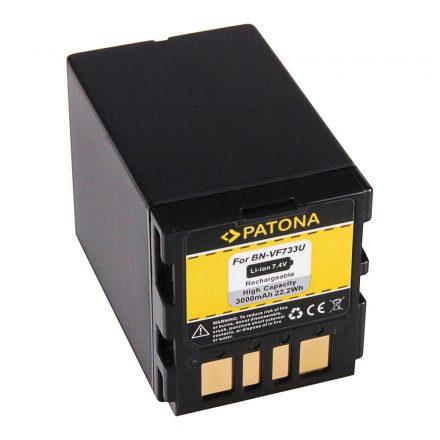 JVC BN-VF733U akkumulátor - Patona