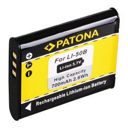Olympus LI-50B akkumulátor - Patona