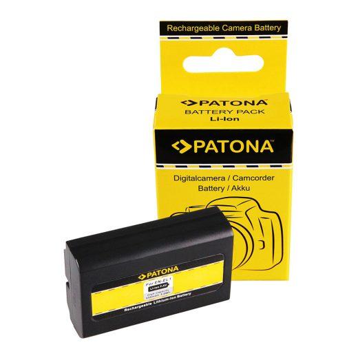 Nikon EN-EL1 akkumulátor - Patona