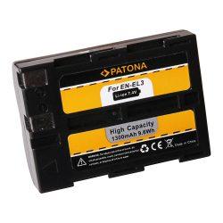 Nikon EN-EL3 akkumulátor - Patona