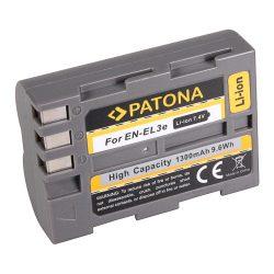 Nikon EN-EL3e akkumulátor - Patona