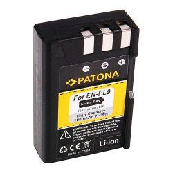 Nikon EN-EL9 akkumulátor - Patona