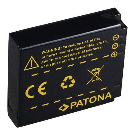 Panasonic CGA-S005 akkumulátor - Patona