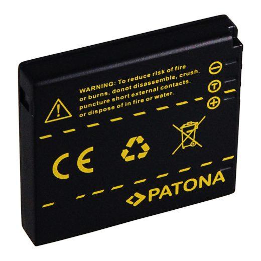 Panasonic CGA-S008E akkumulátor - Patona