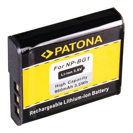 Sony NP-BG1 akkumulátor - Patona