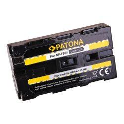 Sony NP-F550 akkumulátor - Patona