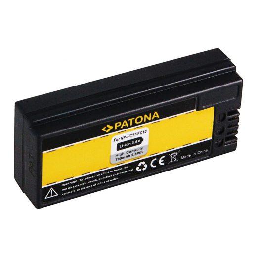 Sony NP-FC11 akkumulátor - Patona