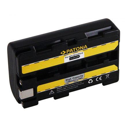 Sony NP-FS11 akkumulátor - Patona