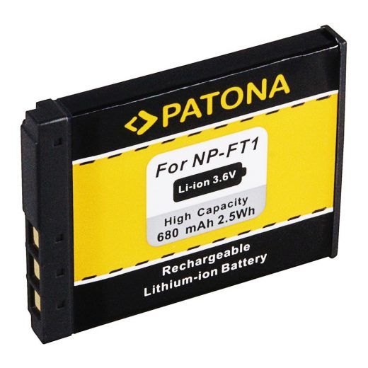 Sony NP-FT1 akkumulátor - Patona