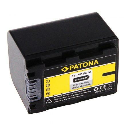 Sony NP-FH70 akkumulátor - Patona