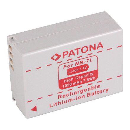 Canon NB-7L akkumulátor - Patona