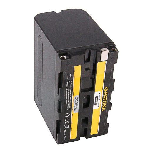 Sony NP-F970 akkumulátor - Patona