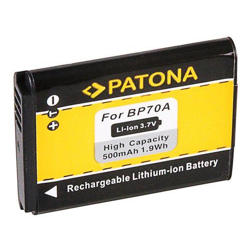 Samsung BP-70A akkumulátor - Patona