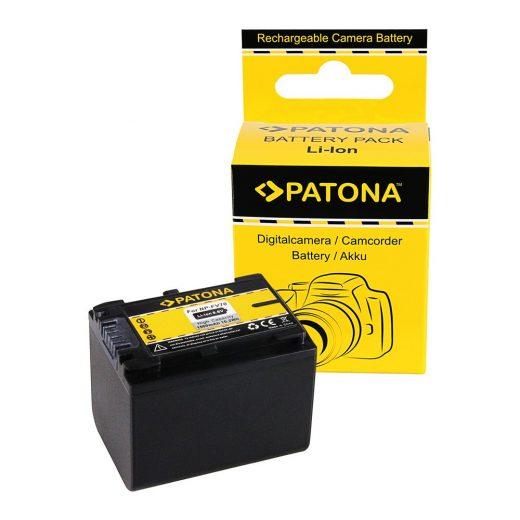 Sony NP-FV70 akkumulátor - Patona