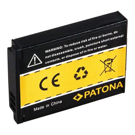 Samsung SLB-10A akkumulátor - Patona