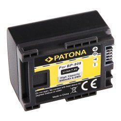 Canon BP-808 akkumulátor - Patona