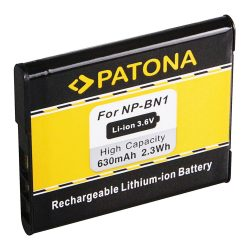Sony NP-BN1 akkumulátor - Patona
