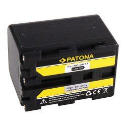 Sony NP-QM71 akkumulátor - Patona