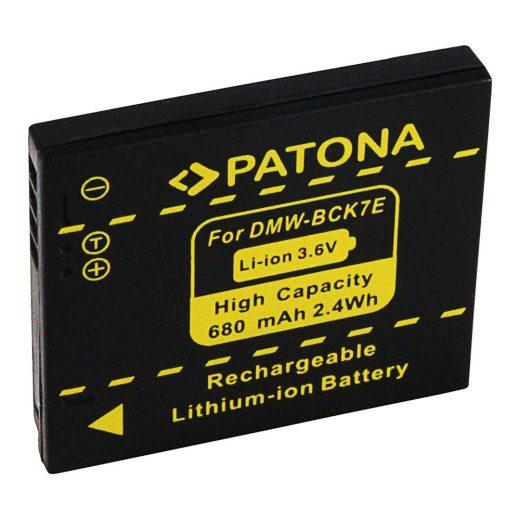 Panasonic DMW-BCK7E akkumulátor - Patona