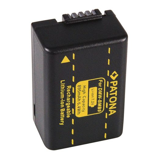 Panasonic DMW-BMB9 akkumulátor - Patona