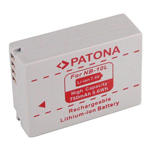 Canon NB-10L akkumulátor - Patona