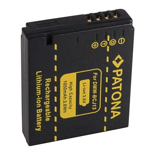 Panasonic DMW-BCJ13 akkumulátor - Patona