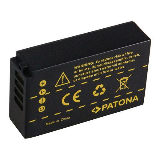 Nikon EN-EL20 akkumulátor - Patona