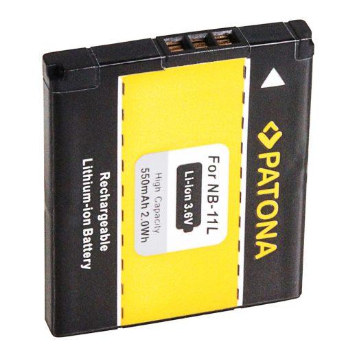 Canon NB-11L akkumulátor - Patona