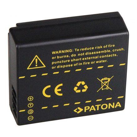 Panasonic DMW-BLE9 akkumulátor - Patona