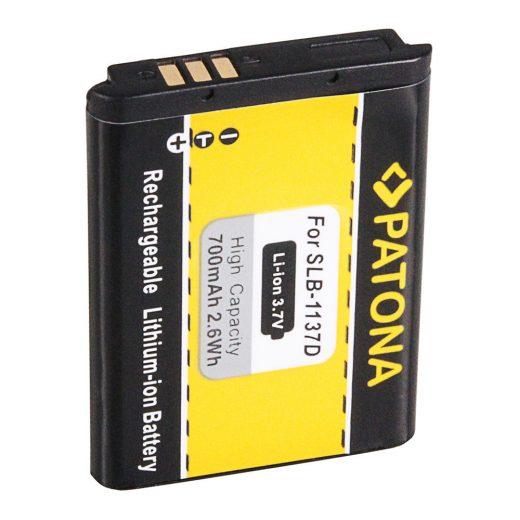 Samsung SLB-1137D akkumulátor - Patona