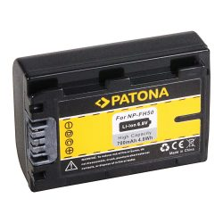 Sony NP-FH50 akkumulátor - Patona