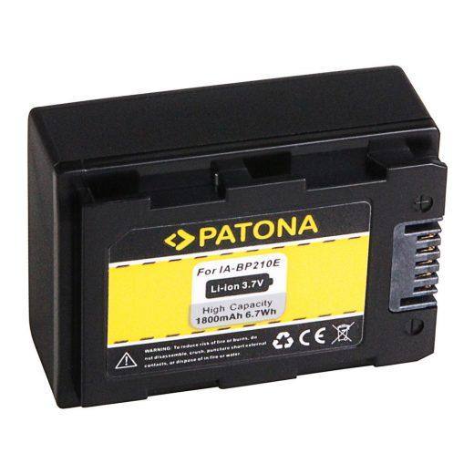 Samsung IA-BP210E akkumulátor - Patona