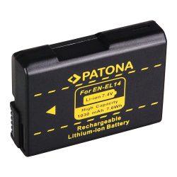 Nikon EN-EL14 akkumulátor - Patona