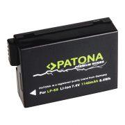 Canon LP-E8 akkumulátor - Patona Premium