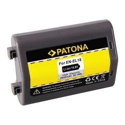 Nikon EN-EL18 akkumulátor - Patona