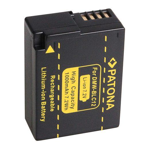 Panasonic DMW-BLC12 E akkumulátor - Patona
