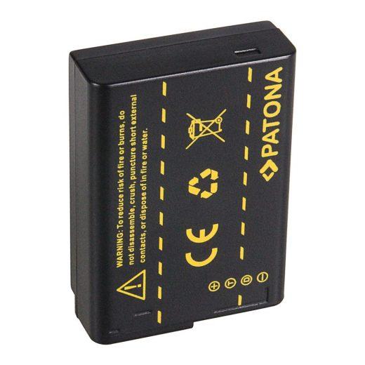 Panasonic DMW-BLD10 akkumulátor - Patona