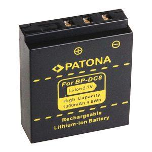 Leica BP-DC8 akkumulátor - Patona