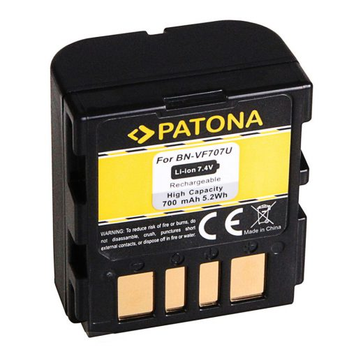 JVC BN-VF707U akkumulátor - Patona