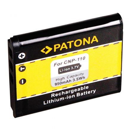 Casio NP-110 akkumulátor - Patona