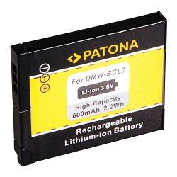 Panasonic DMW-BCL7E akkumulátor - Patona