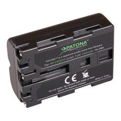 Sony NP-FM500H akkumulátor - Patona Premium