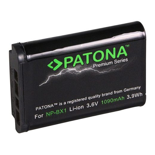 Sony NP-BX1 akkumulátor - Patona Premium