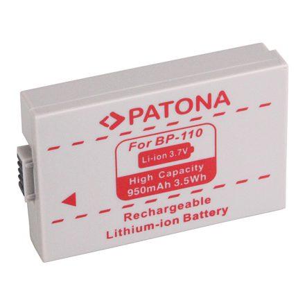 Canon BP-110 akkumulátor - Patona
